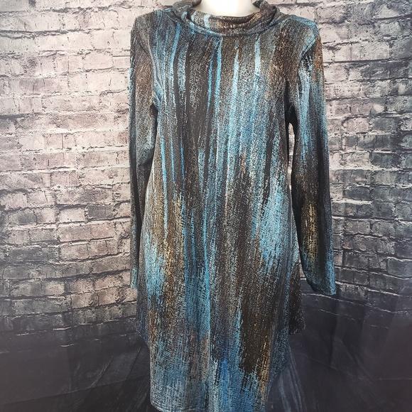 Azalea Dresses & Skirts - Azalea Cowl Neck Tunic Dress, Size 2XL